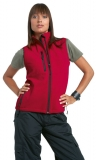 Ladies Soft Shell Gilet in Gr. XL schwarz