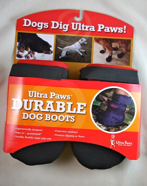 Durable Dog Boots - Set in Gr. L
