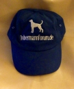 Cap mit Dobermannforum-Logo